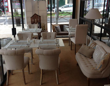 Restaurant L'Adresse III < Laon < Aisne < Picardie