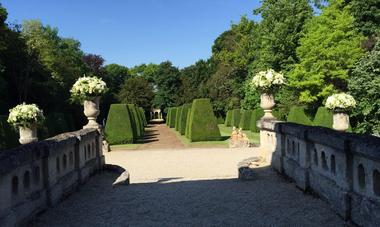 Vic jardin