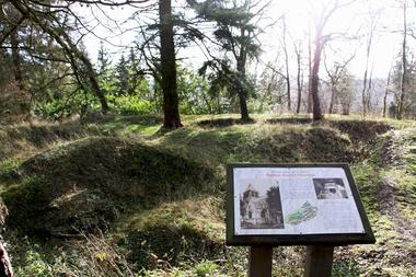 Ancien village de Craonne < Aisne guerre 14-18 < WWI < Picardie < France