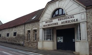 musee machinisme agricole la ferte-milon©OT Villers-cotterets (1)