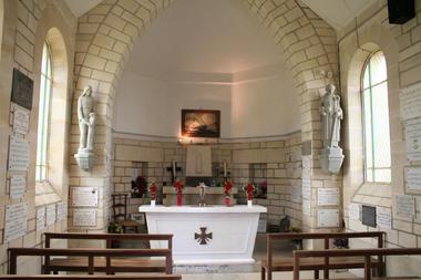 Mémorial 2015 III < Cerny-en-Laonnois < Aisne < Picardie