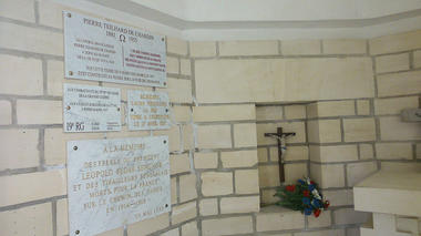Mémorial 2015 IV < Cerny-en-Laonnois < Aisne < Picardie