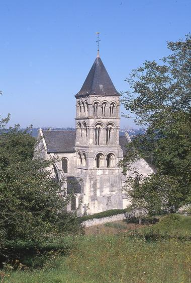 Eglise de Nouvion le Vineux