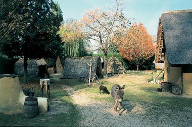 Musée des temps barbares