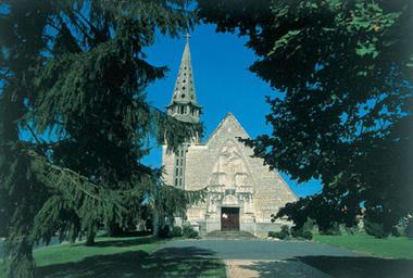 Eglise de Monthenault