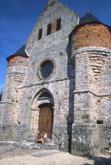 L'EGLISE DE MARLY
