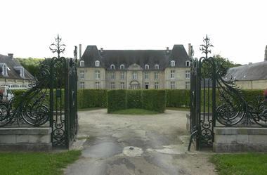 Château de Couvrelles (domaine privé)
