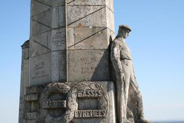 Monument des Basques 2015 II < Craonnelle < Aisne < Picardie