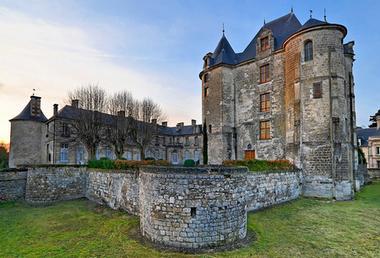 chateau<vic<soissonnais<aisne<picardie
