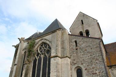 Eglise Saint-Jean-Baptiste II < Chaudardes < Aisne < Picardie