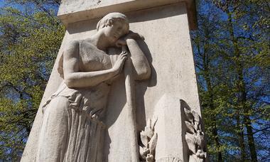 circuit du souvenir en foret de Retz - monument Passant Arrete-toi - 1ere Guerre mondiale © OT Retz-en-Valois (5)