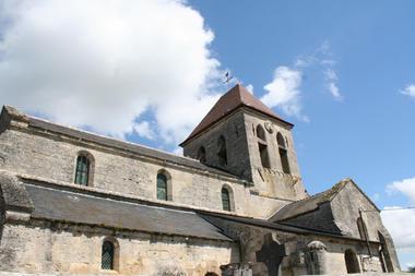 Eglise 2015 II < Chivy < Aisne < Picardie