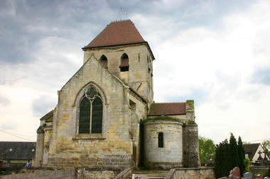 Eglise 2015 III < Chivy < Aisne < Picardie