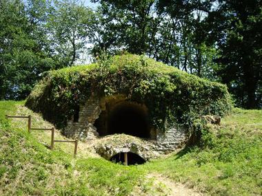 Fort de la Malmaison 2015 I < Chavignon < Aisne < Picardie