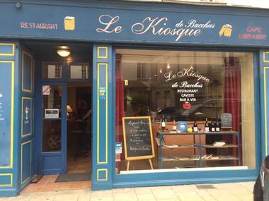 le kiosque de Bacchus restaurant Villers-Cotterets 2©Kiosque de Bacchus