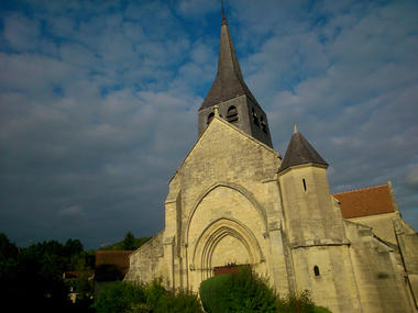 Eglise Saint-Jean-Baptiste III < Pancy-Courtecon < Aisne < Picardie