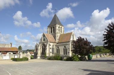 Eglise de Presles et Boves