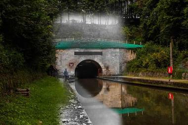 Tunnel de Riqueval < Guerre 14-18 < WWI < Aisne < Picardie < France