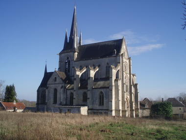 Eglise de Royaucourt