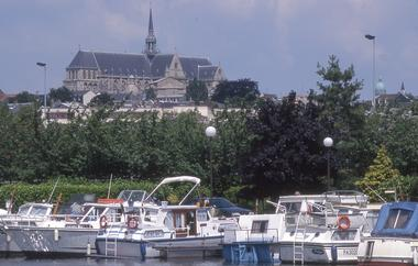 Port de Saint-Quentin