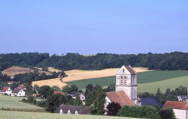 Vue sur Saconin-et-Breuil