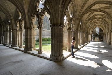 Abbaye Saint-Léger de Soissons