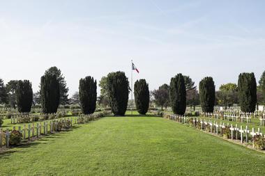 Cimetière militaire français de Soupir