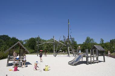 jeux à Axo'plage