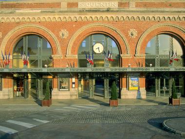 Le Buffet de la Gare de Saint-Quentin