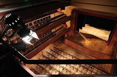 Théâtre du Familistère < Guise < Thiérache < Aisne < Picardie