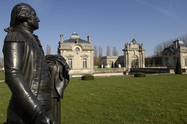 Château de Blérancourt < Aisne < Picardie