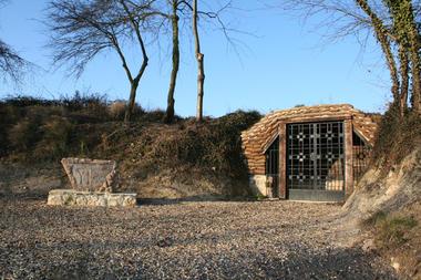 Monument de la 26e Yankee Division 2015 I < Braye-en-Laonnois < Aisne < Picardie