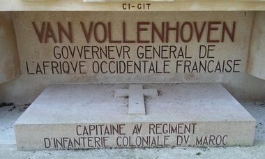 mausolé Van Vollenhoven Villers-Cotterets©OT Villers-Cotterets (2)