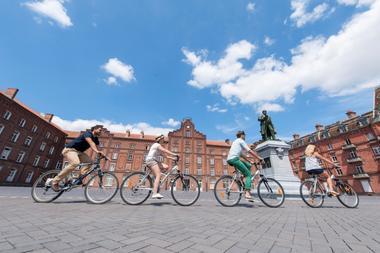 Le familistère, nouvelle étape des amateurs de vélo