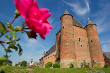 Eglise fortifiée d'Englancourt