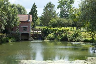 Le moulin d'Erloy