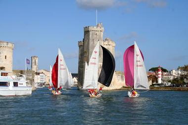 Evénement nautique à La Rochelle