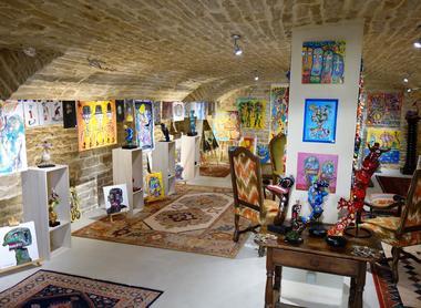 2017 - La Galerie Singulière(2)