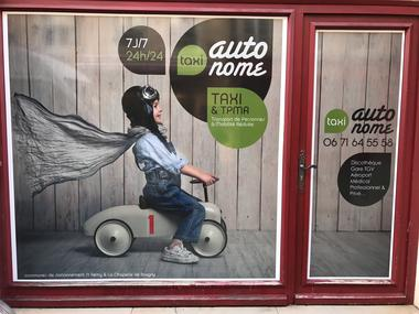 Taxi Autonome - 2017