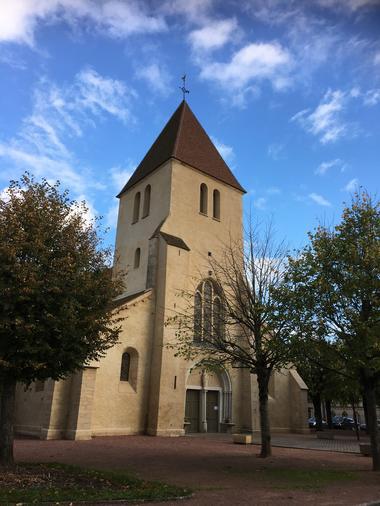 Gergy - Eglise Saint Germain - 2017 - Mairie