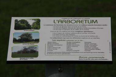Varennes le Grand - Jardin des Pas Enchantés - 2013 ( (11)