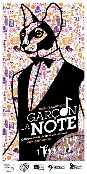 GARCON LA NOTE 2018