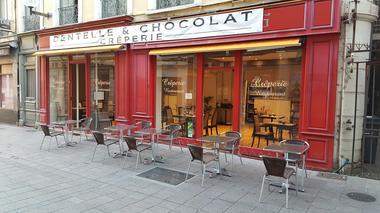 dentelle et chocolat