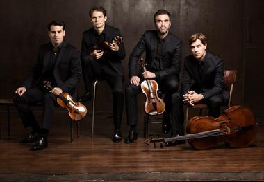 quatuor modigliani 2