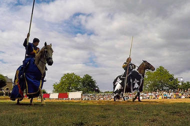 Les Médiévales de Rochefort en Terre