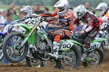 Moto-cross Iffendic 2012