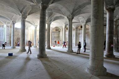 Animation de l'architecture et du patrimoine