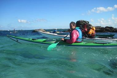 Armor kayak Douarnenez