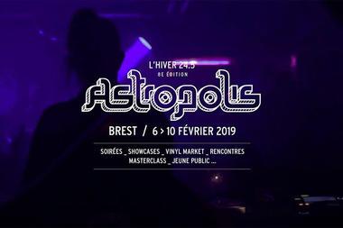 Festival Astropolis - Hiver