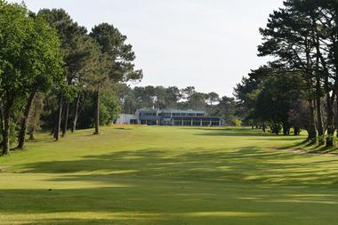 Golf Blue Green Saint-Laurent
